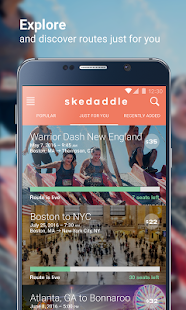 Skedaddle - Go Anywhere!- screenshot thumbnail