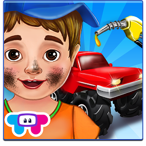 Mechanic Mike – Monster Truck for PC and MAC