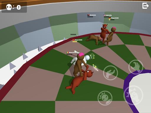 Noodleman.io 2 - Fun Fight Party Games  screenshots 8