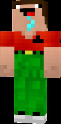 un nuevo modelo de la skin de noob :V