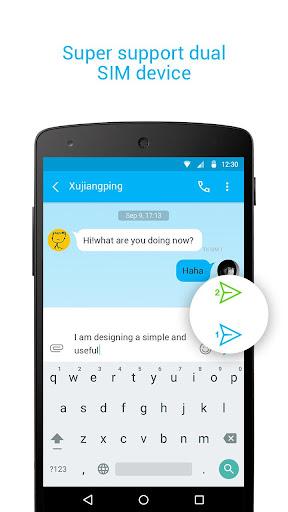 ZERO SMS - Fast & Free Themes screenshot 4