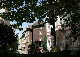 Photo: Strassenecke am Click