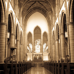 Historic Church by Shaun Groenesteyn - Buildings & Architecture Other Interior ( religion, building, catholic, church, faith, mosque, churches, architecture, worship, alter )