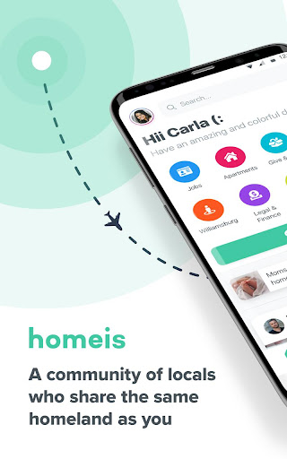 Homeis screenshot 1