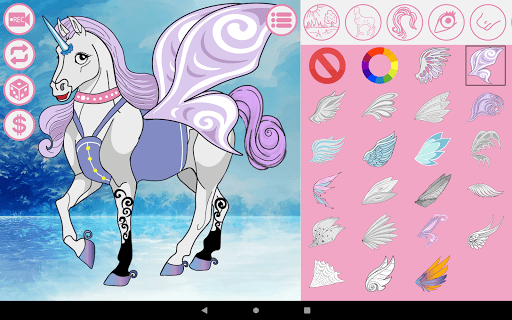 Avatar Maker: Horses screenshot 12