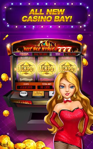 Casino Bay - Bingo,Slots,Poker 21.00 screenshots 1