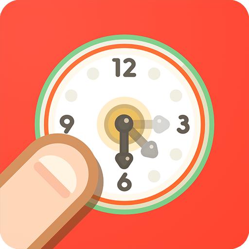 Clicky Clock