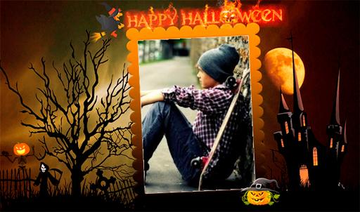Frames Halloween