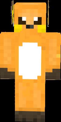 Raichu Nova Skin