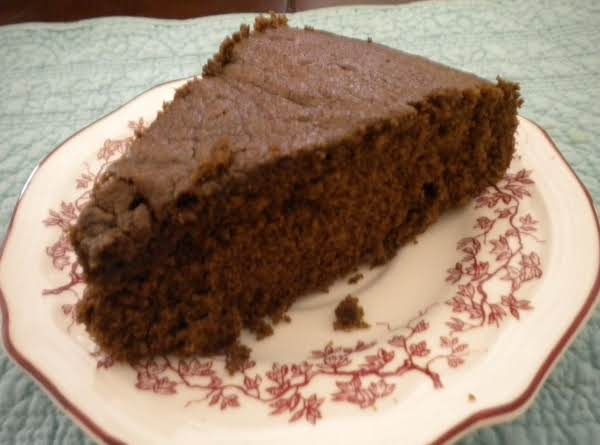 Beautiful Chocolate Butter Cake