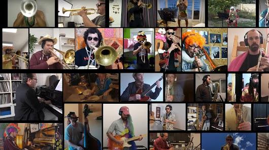 Clasijazz Big Band celebra su décimo aniversario al ritmo de 'La batanga'