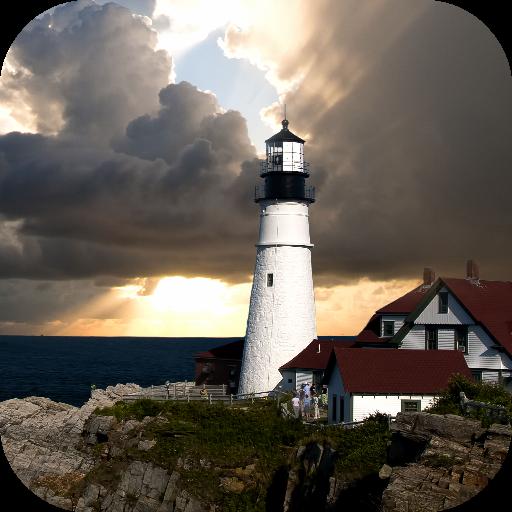 Lighthouse Wallpapers 個人化 App LOGO-硬是要APP