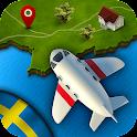 GeoFlight Sweden - Geography icon