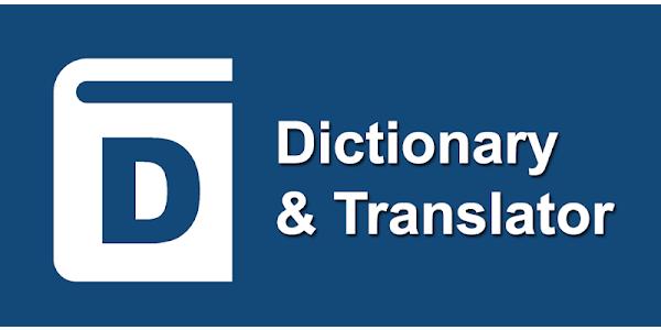 Dictionary & Translator Free - Apps on Google Play