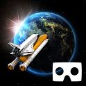 VR Space mission:Moon Explorer (Google Cardboard) icon