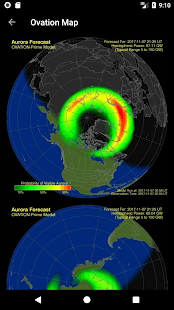 My Aurora Forecast - Aurora Alerts Northern Lights - náhled