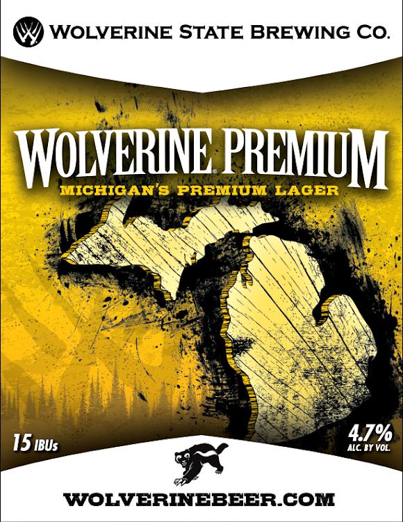 Logo of Wolverine State Premium Lager