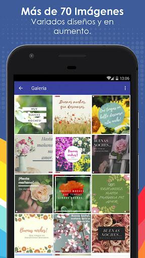 Muy Buenas Noches con Flores 1.0 screenshots 1