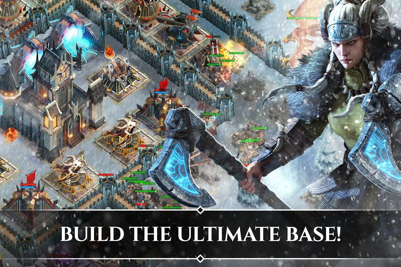 Rival Kingdoms: Age Of Ruin Screenshot