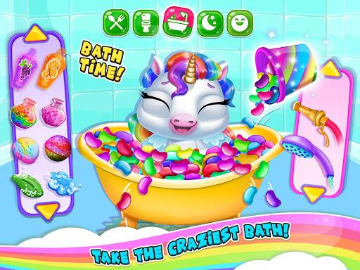 My Baby Unicorn 2 - New Virtual Pony Pet apkdebit screenshots 14