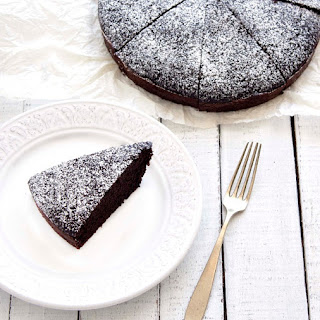 Moist Chocolate Cake- No Eggs, No Butter.