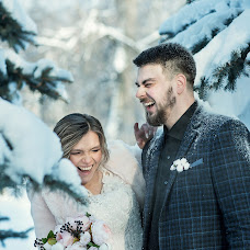 Wedding photographer Darya Kalachik (dashakalachik). Photo of 31.01.2018