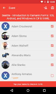 Meetup Manager for Organizers- screenshot thumbnail