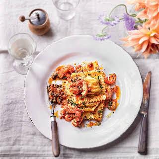 Seafood Ravioli Recipes.