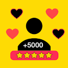 TikBooster - Followers & Likes & Hearts for Fans