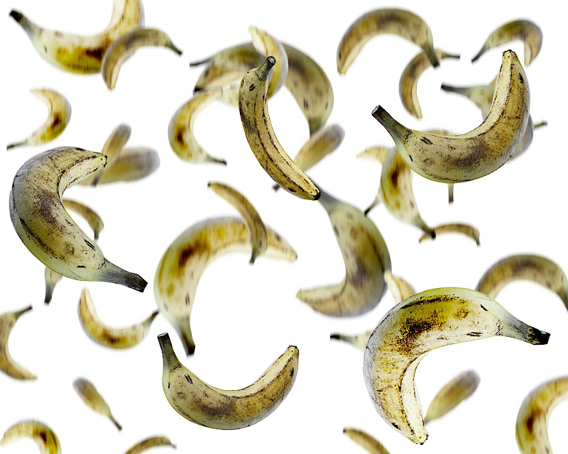 piovessero banane.... di Iury olivieri