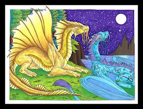 Photo: Нарисовано Luthien_Nightwolf http://www.furaffinity.net/view/7819681/