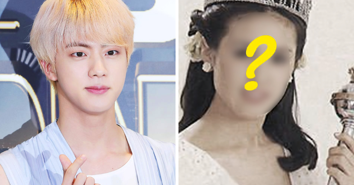 Fans Compile Evidence That Jin's Mom Was A Miss Korea—And