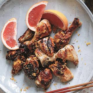 Grilled Yuzu Chicken.
