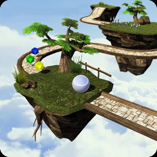 Denge Ball 3D - Sky Dünyalar APK indir
