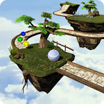 Balance Ball 3D - Sky Worlds Icon