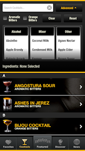 Angostura- screenshot thumbnail