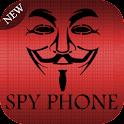 spy phone prank icon