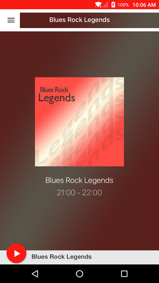 Blues Rock Legends- screenshot