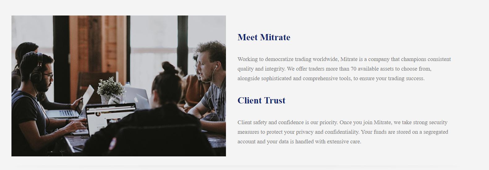 Отзывы о Mitrate: можно доверять или это обман? обзор