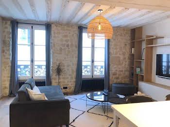 Appartement meublé 2 pièces 40,73 m2