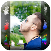 Smoke Effect On Photo