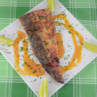 Spicy Mango Teriyaki Spanish Mackerel Recipe