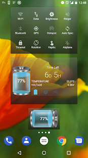 Battery Tools & Widget for Android (Battery Saver) - náhled