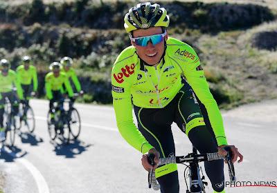 Giovanni Visconti wint vierde rit in Ronde van Oostenrijk