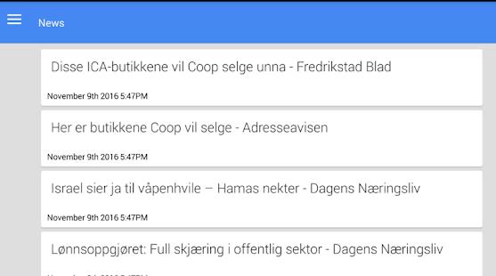 Download Knarrevik/Straume Nyheter For PC Windows and Mac apk screenshot 2