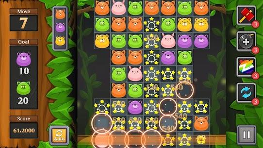 Jungle Match Puzzle 7