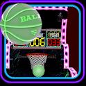 Neon Basketball icon