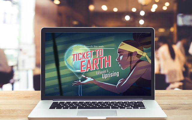 Ticket To Earth HD Wallpapers Game Theme