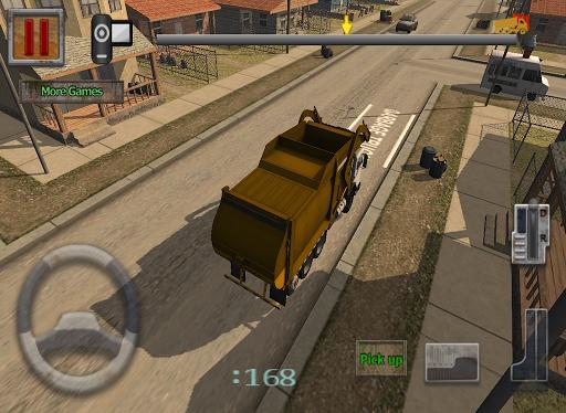 玩免費模擬APP|下載ごみ収集車シミュレータ16 app不用錢|硬是要APP
