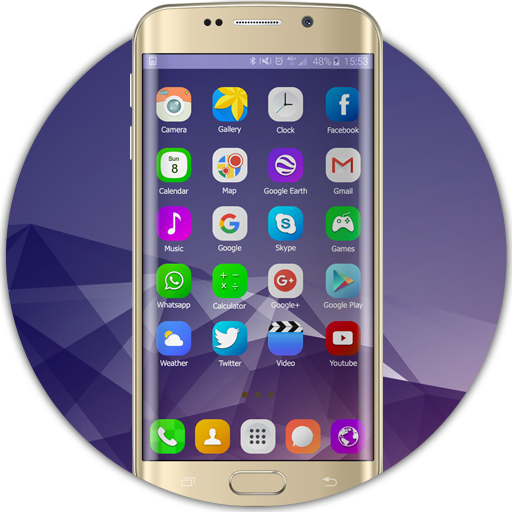 Theme for Samsung s6 Edge Plus file APK for Gaming PC/PS3/PS4 Smart TV